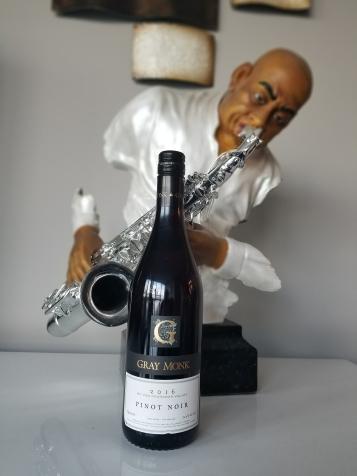 BC Wine Visit Grey Monk